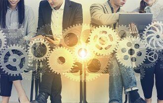 Accompagnement au changement-Offre de services Outils Collaboratifs
