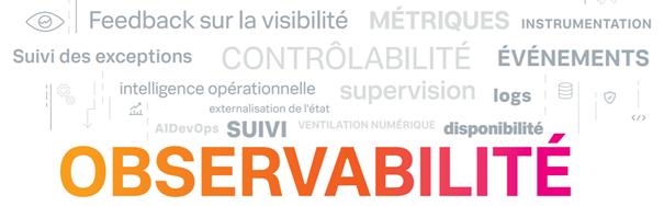 Observabilité Contrôlabilité Visibilité Evenements